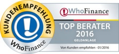 Who Finance - Top Berater