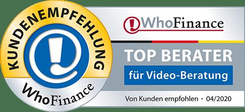 Andreas Kissel - Top Berater in der Videoberatung
